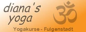 Dianas Yoga-Yogakurse in Fulgenstadt-Bad Saulgau
